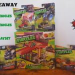 TMNT T-Machines from Playmates Toys #Giveaway | #TMNT #TeenageMutantNinjaTurtles
