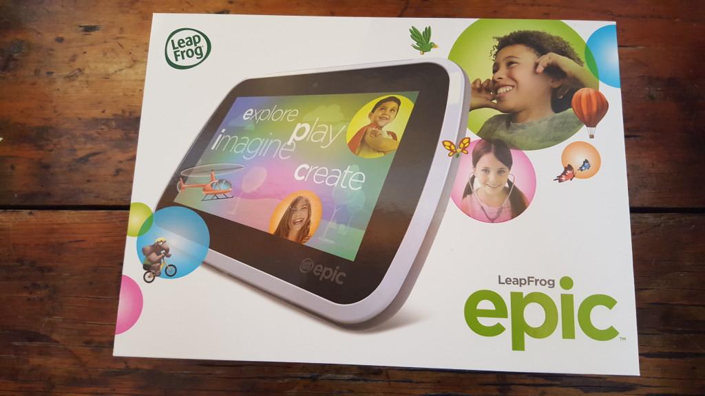 LeapFrog Epic