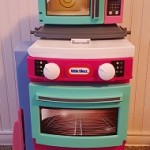 Little Tikes Cook 'n Store Kitchen | #HGG