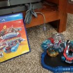 Gaming with Skylanders Superchargers
