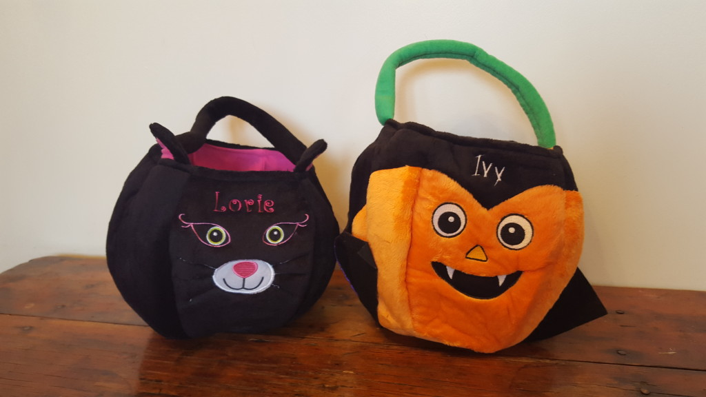 Personalization Mall Trick or Treat Bags