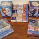 Limited Time Only Kleenex Designs Feature Disney's Frozen