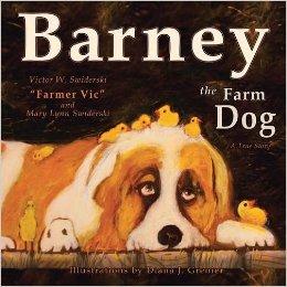 barney the farm dog