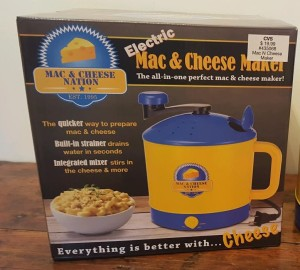 Mac & Cheese Maker