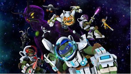 Teenage Mutant Ninja Turtles Season 4 Premieres 10/25