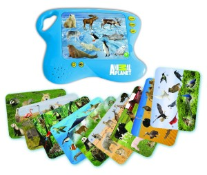 animal planet learning pad