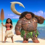 The Moment We Have All Been Waiting For… #Moana Has a Voice | #Disney