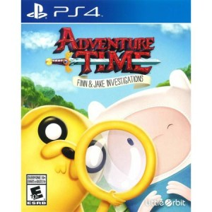 Adventure Time Finn Jake Investigations