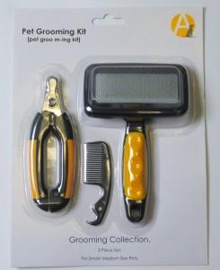 dog grooming kit