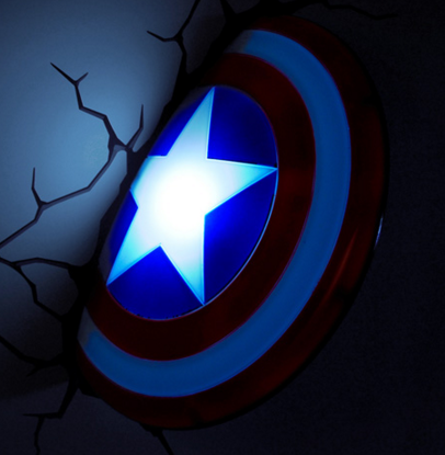 Captain America Light