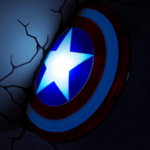 Captain America Shield Light | #Giveaway #12WeeksOfGiveaways