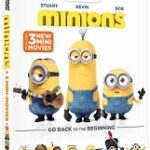 "Minions Available on Digital HD TODAY + Watch the new #Minions Mini-Movie ""Competition"""