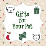 Holiday Gifts for Your Pet | #HGG #PetGifts