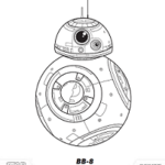 Star Wars: The Force Awakens Coloring & Activity Sheets | #StarWars #TheForceAwakens