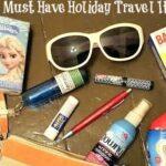 My Must Have Holiday Travel Items | #DownyWrinklePlusHolidayTravel #Travel