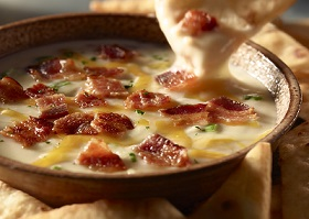 LongHorn Steakhouse White Cheddar dip