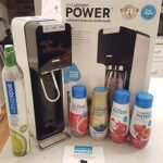 New Year, New You with SodaStream Power & Sparkling Water