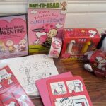 Celebrate Valentine's Day with Snoopy & The Peanuts Gang | #Giveaway #PeanutsValentine