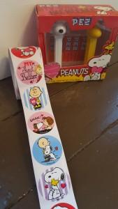 Peanuts VDay