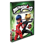 Miraculous: Tales of Ladybug & Cat Noir: Be Miraculous Hits DVD 1/10 | #BeMircaulous