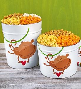 moneky popcorn