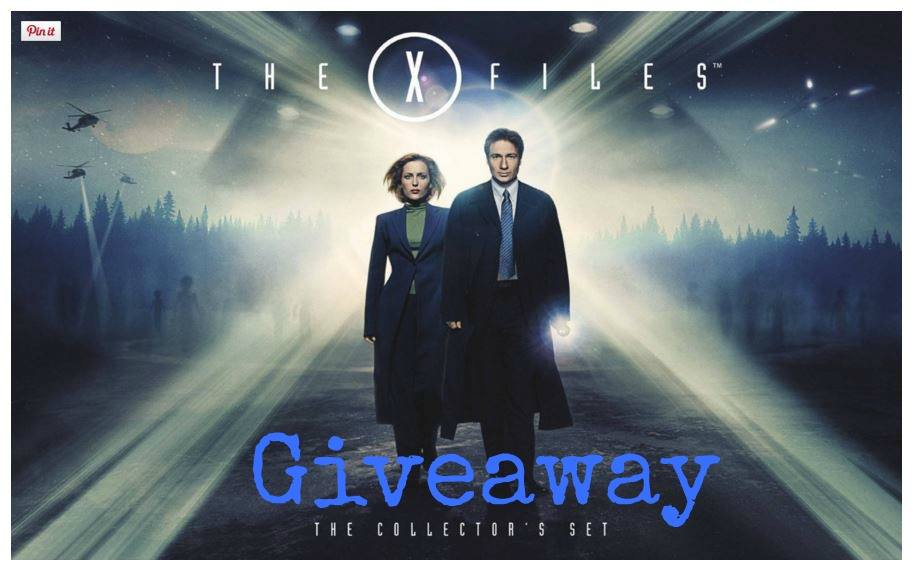 xfiles giveaway