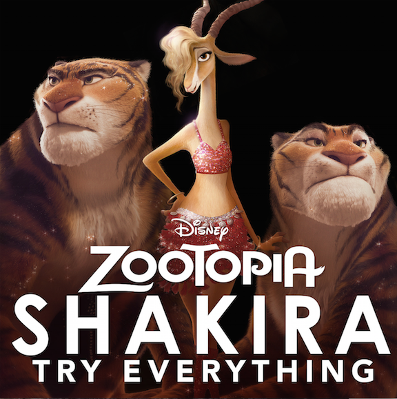 zootopia try everything
