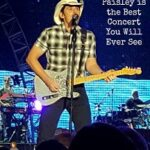 Why Brad Paisley is the Best Concert You Will Ever See | #BradPaisley