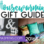 2016 Housewarming Gift Guide | #TwoBlogsFunGuides #HousewarmingGifts