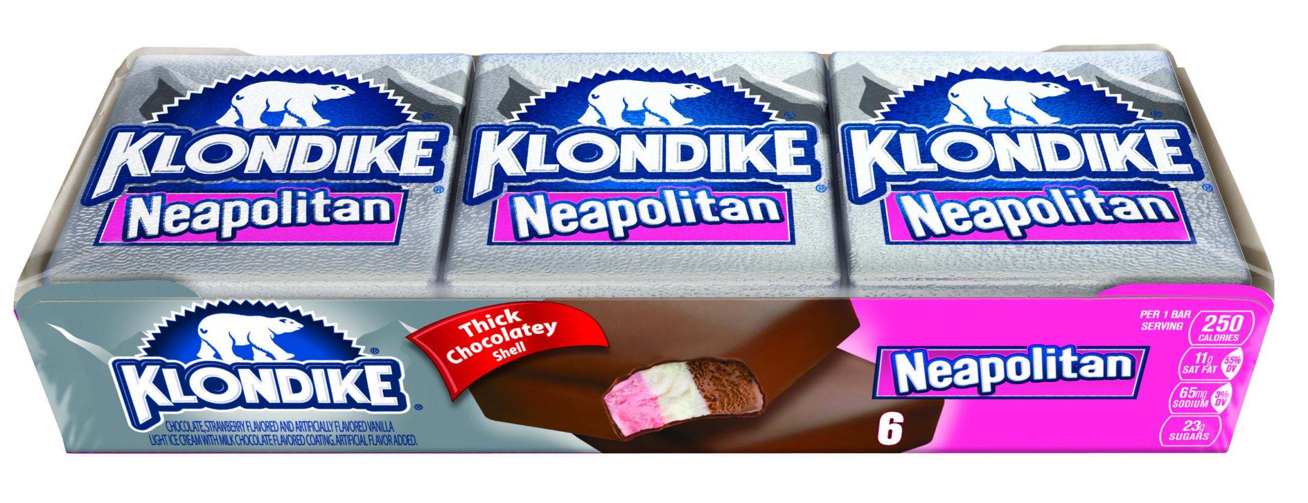 Klondike Neapolitan Bars (2)