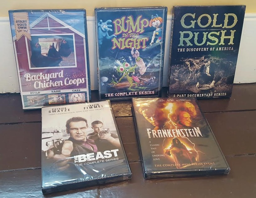 MillCreek DVDs