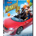 Air Bud Entertainment's Monkey Up Now On DVD