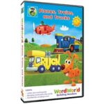 "WordWorld ""Planes, Trains, and Trucks"" Hits Stores 3/8 