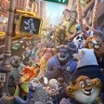 Brand New Zootopia Clips! | #Zootopia #ZootopiaEvent #Disney