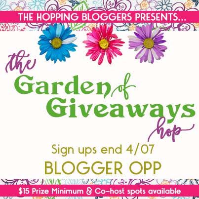 Garden of Giveaways Hop Sign Ups