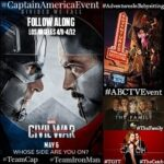 The Ultimate FanGirl Trip to LA for the #CaptainAmericaEvent 4/9-4/12 | #TeamIronMan