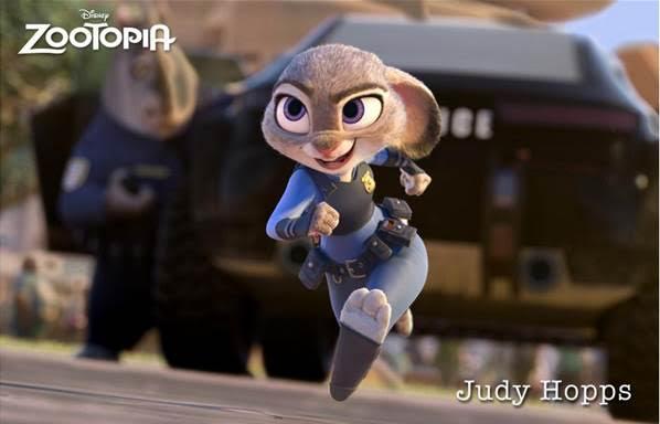 Zootopia Judy Hops