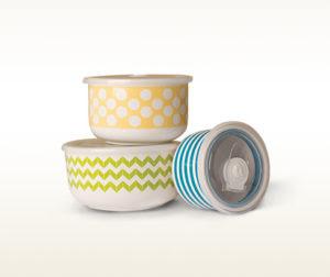tastefully simple bowls