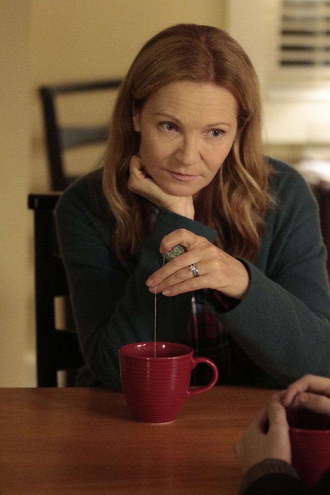 """The Family,"" SUNDAY, APRIL 17 (9:00-10:00 p.m. EDT) on the ABC Television Network. (ABC/Giovanni Rufino) JOAN ALLEN"
