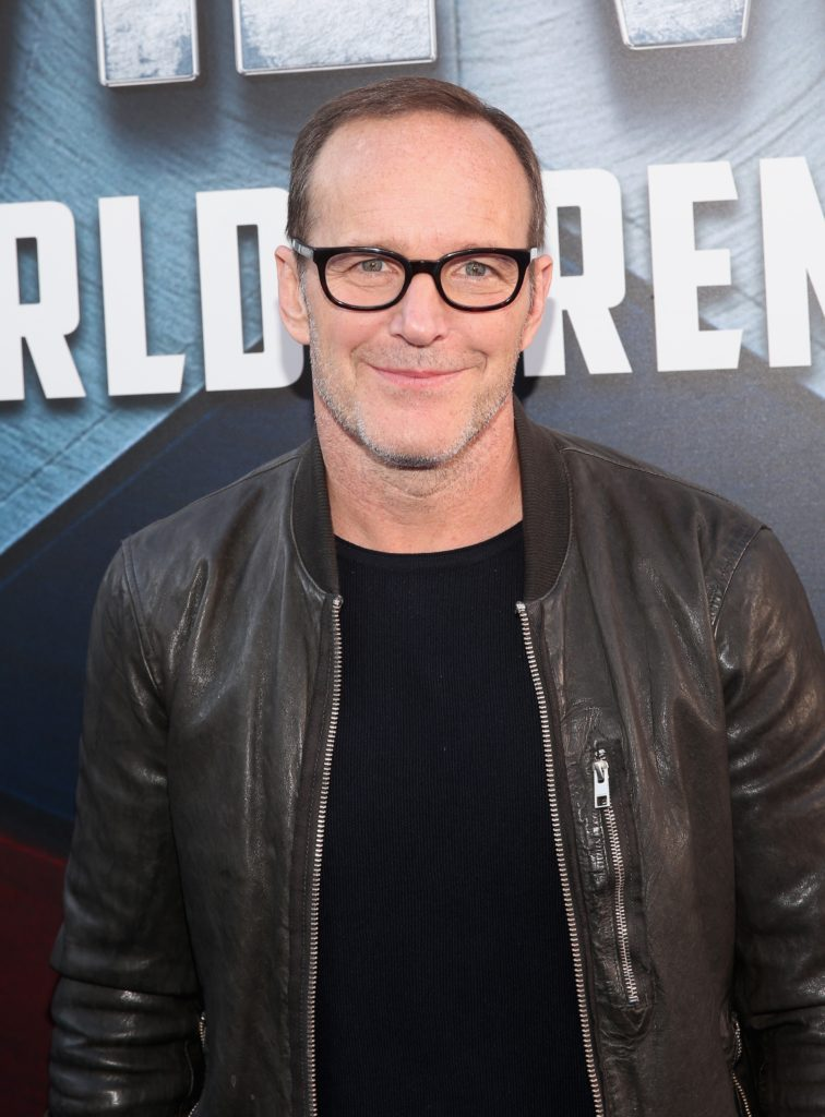 """HOLLYWOOD, CALIFORNIA - APRIL 12: Actor Clark Gregg attends The World Premiere of Marvel's """"Captain America: Civil War"""" at Dolby Theatre on April 12, 2016 in Los Angeles, California. (Photo by Jesse Grant/Getty Images for Disney) *** Local Caption *** Clark Gregg"""