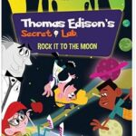 Thomas Edison's Secret Lab DVD #Giveaway | #NCircleEntertainment #STEM
