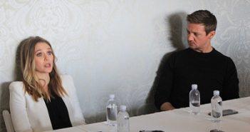 Jeremy Renner Elizabeth Olsen