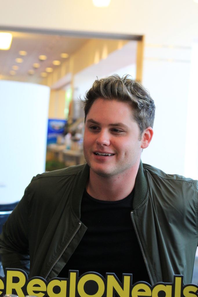 Matt Shively - The Real O'Neals