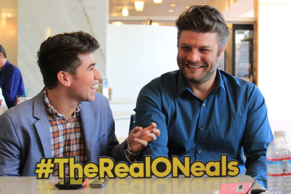 Noah & Jay - The Real O'Neals