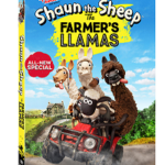 New Shaun the Sheep DVD | The Farmer's LLamas | #ShaunTheSheep