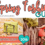 2016 Spring Fashion Guide | #TwoBlogsFunGuides #Fashion