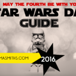 Celebrate Star Wars Day Right | May the 4th Be With You | #TwoBlogsFunGuides