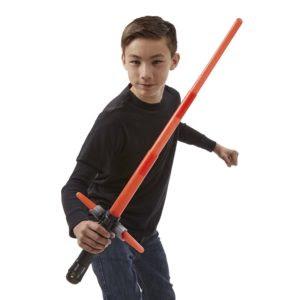 kylo light saber