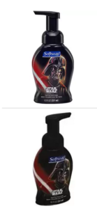 star wars softsoap