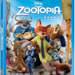 Zootopia Available on DVD & Blu-Ray 6/7